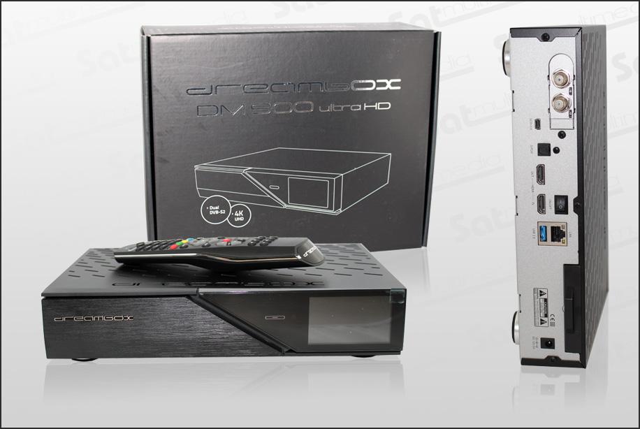 Dreambox DM900 UHD 4K