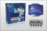 BEST DiSEqC 4/1mit WSG