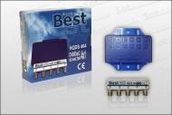 BEST DiSEqC-Schalter HQDS 404 mit WSG MINI