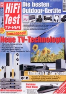 HiFi Test Magazine August 2013