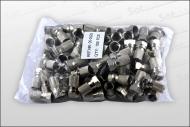 z.B. F-Stecker 7mm 100St. (Stecker & Verbinder)