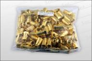 z.B. F-Stecker vergoldet 7,5mm 100St. (Stecker & Verbinder)