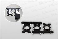 Multifeedhalter für 3 LNB's Standard
