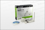 z.B. Openbox Air USB W-LAN Adapter (SAT + IPTV Receiver)