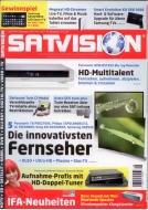 Satvision Heft aktuelle Ausgabe