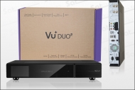 VU+ Duo 2 Full HD Twin S2/T/C