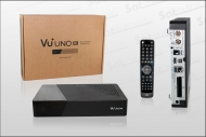 z.B. VU+ Uno 4K UHD (Receiver)