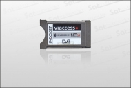 Viaccess Modul MPEG 2 + MPEG 4 Ready